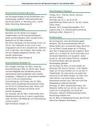 Vereinsnachrichten 180311.pub - Gemeinde Bisingen