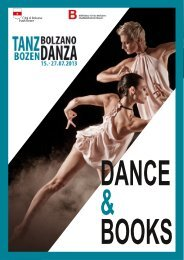 Dance and books for