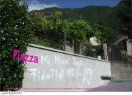 Presentazione - Comune di Bolzano