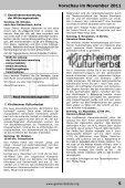 November 2011 - Gemeindebote - Seite 5