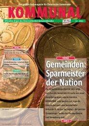 Gemeinden - Österreichischer Gemeindebund