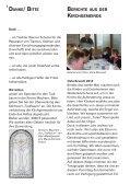 Kirchenblatt Juni / Juli 2012 Nr. 27 - Gemeinde Machern - Seite 6