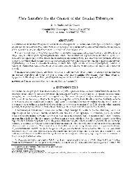 gemini m telescope project specification spe asa g