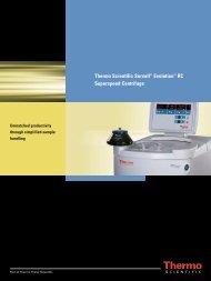 Sorvall Evolution RC info.pdf - Gemini BV