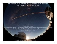 new infrared diffuse interstellar bands in the galactic center