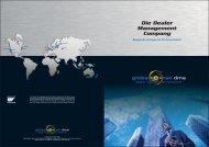 Die Dealer Management Company - global-e-net DMS: Home