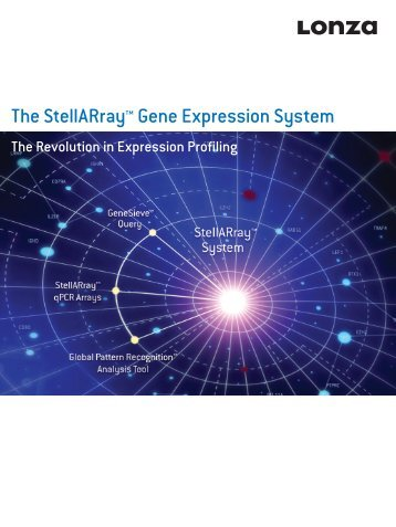 The StellARray™ Gene Expression System