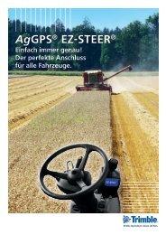 AgGPS® EZ-StEEr® - geo-konzept GmbH