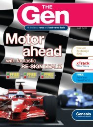 The Gen: Issue 9 - May 2008