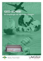 gEo-kombi - geo-konzept GmbH