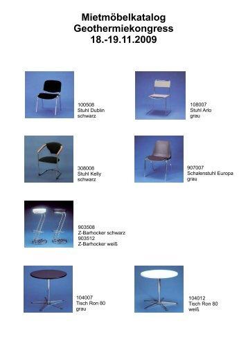Mobiliar Katalog 09.cdr - geoENERGIA