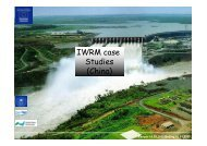 China Country Water Resources Assistance Strategy