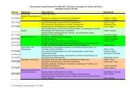 Mittelseminar Kempf/Suntrup WS 2006/2007: Physische Geographie ...