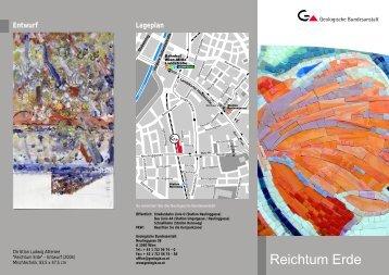 Reichtum Erde - Geologische Bundesanstalt