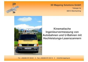 3D Mapping Solutions GmbH - Geomatik-hamburg.de