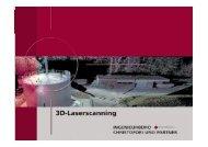 3D – Laserscanning - Geomatik-hamburg.de