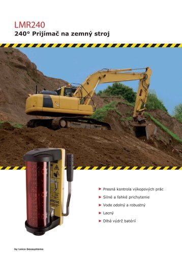 LMR240 - Geotech