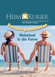 Sommergeschichten - Unternehmensgruppe Birkholz