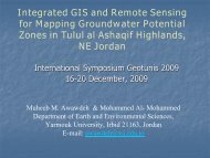 Integrated GIS and Remote Sensing for Mapping Groundwater ...