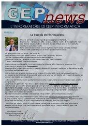 GEP NEWS MARZO 2011.pptx - GEP Informatica Srl