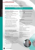 Pourquoi des coffrets universels en Polyester - G E Power Controls - Page 2