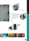 Pourquoi des coffrets universels en Polyester - G E Power Controls - Page 7