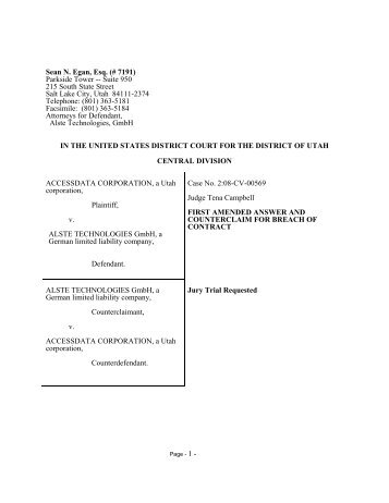 Superior Court Pleading Template - FindForms.com