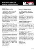 Bedienungsanleitung - GermanMAESTRO - Page 4