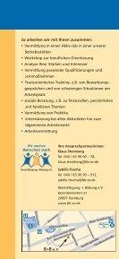 Personalentwicklung - Beschäftigung + Bildung ev - Seite 2
