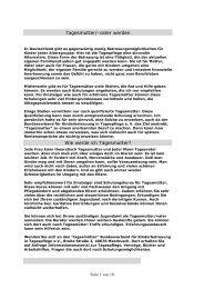 Tagesmutter/-vater werden Wie werde ich Tagesmutter? - Germany.ru