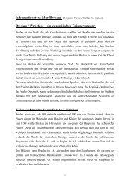 Breslau - Geschichtswerkstatt Europa
