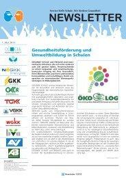 Newsletter 1 13 - Steiermärkische Gebietskrankenkasse