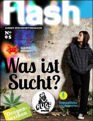 Jugendmagazin Flash - Gesundheit.bs.ch