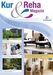 Kur und Reha Magazin - Gesundheit & Pflege