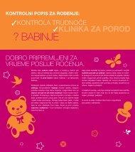 ? BABINJE - Gesundheit.bs.ch - Basel-Stadt