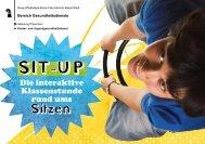 SIT-UP - Gesundheit.bs.ch - Basel-Stadt