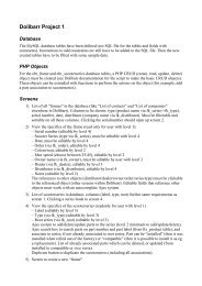 Dolibarr Project 1.pdf - GetACoder