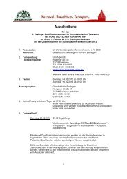 Ausschreibung 2011 - Gesellschaft Zwieblingen 1905 e.V.