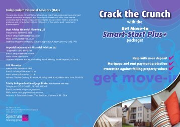 Crack the Crunch - Get Move-in >> Home