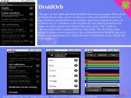 DroidOrb - Get Mobile game
