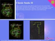 Classic Snake II - Get Mobile game
