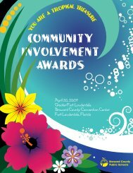 download PDF file of the 2009 Community Involvment ... - Get Involved
