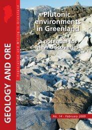 Geology & Ore No. 14 - GEUS