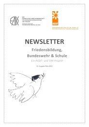 Newsletter XXIII März 2013 - Aktionsgemeinschaft Dienst für den ...