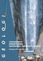 Geologi Nyt fra GEUS nr. 1, april 2001