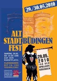 Altstadtfest10-A5 (Page 1) - Gewerbeverein Büdingen