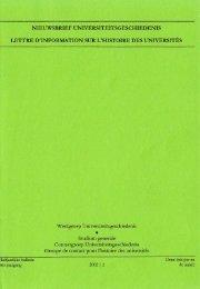 Jaargang / Année 8, 2002, nr. 2 - Gewina