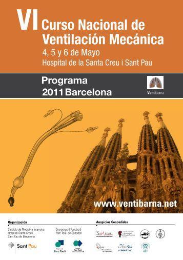 VI Curso Nacional de Ventilación Mecánica - Geyseco