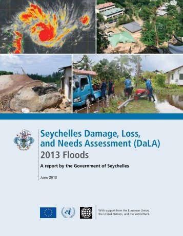 Seychelles Damage, Loss, and Needs Assessment (DaLA ... - GFDRR
