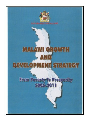 Growth and Development Strategy - GFDRR